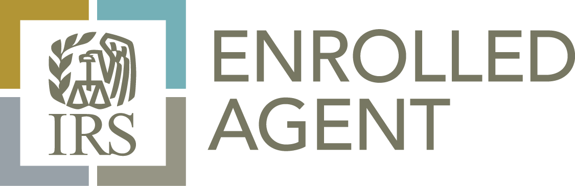 Enrolled agent logo